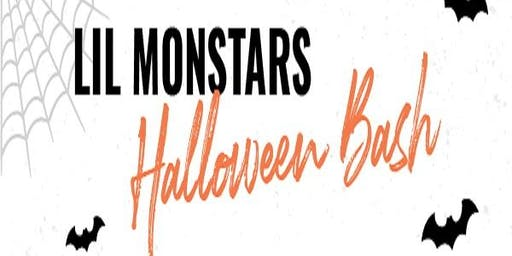 Little Monstars Halloween Bash