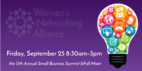 13th Annual Fall Mixer and Small Business Summit tickets