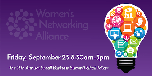 13th Annual Fall Mixer and Small Business Summit