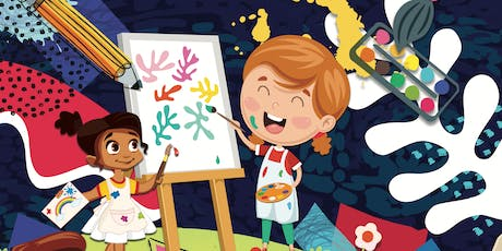 Little Creatives at Arnold Library, 11.45am tickets