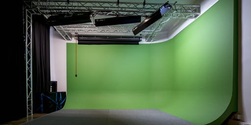 "WORKSHOP: VFX & 3D ANIMATION ""Erweiterte Filmwelten dank Greenscreen"""