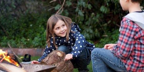 Family Bushcraft Workshop - RSPB Rye Meads tickets