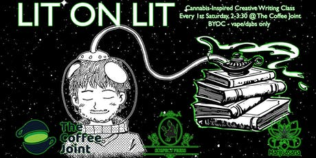 Lit on Lit - A Cannabis-Inspired Creative Writing Class tickets