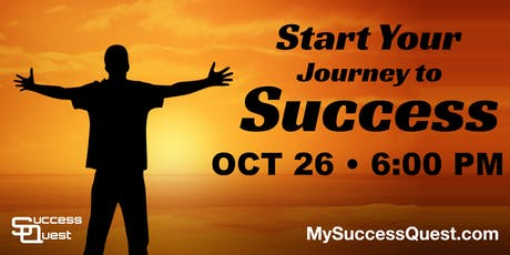 Start Your Journey to Success tickets