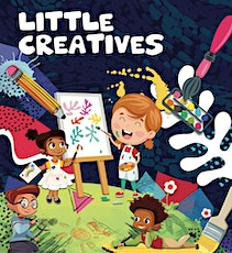 Little Creatives at Arnold Library, 10.30am tickets