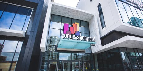 You're invited to the Yonge Sheppard Centre Block Party! tickets