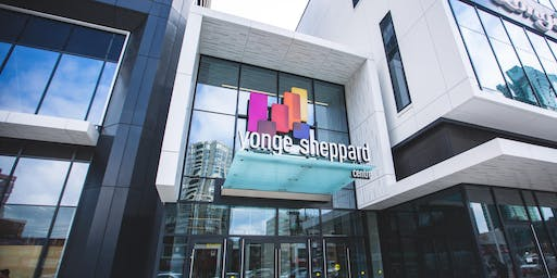 You're invited to the Yonge Sheppard Centre Block Party!
