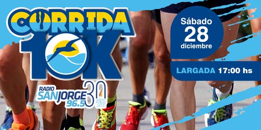 Corrida Radio San Jorge 2019 - 30 Años Juntos!