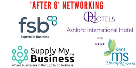 'After 6' Networking  tickets