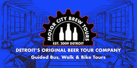 Eastern Market Walking Brewery History Tour - November 29 tickets