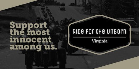 2019 Ride for the Unborn tickets