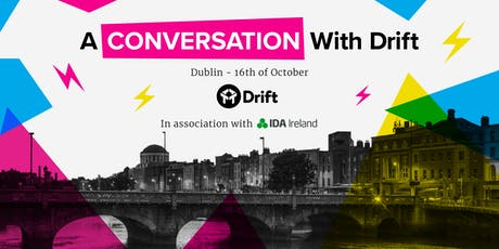 A Conversation with Drift - Dublin tickets