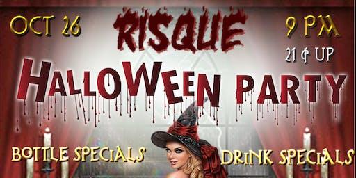 Risque Halloween Party