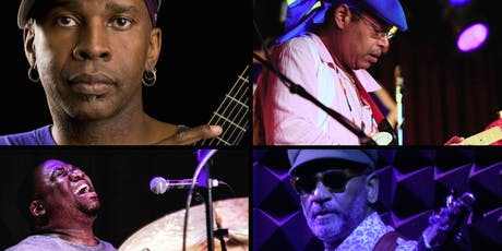 Vernon Reid's (of Living Colour) Band of Gypsy's Revisited Band tickets