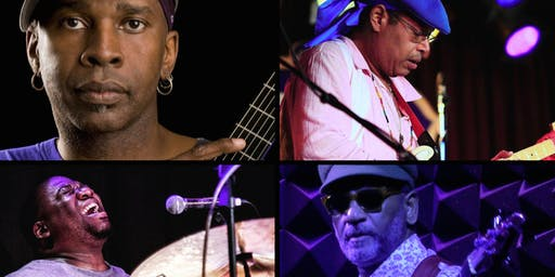 Vernon Reid's (of Living Colour) Band of Gypsy's Revisited Band