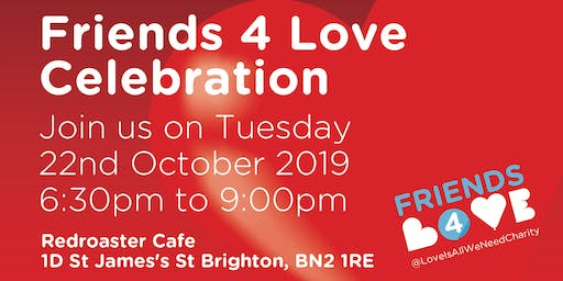 Friends4Love Celebration