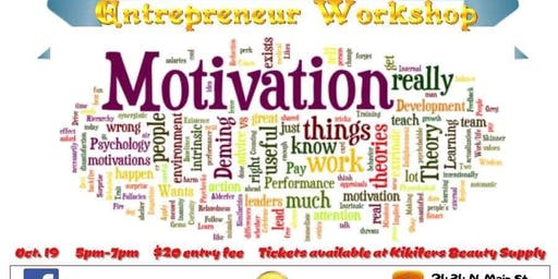 KEA Presents: Entrepreneur Workshop
