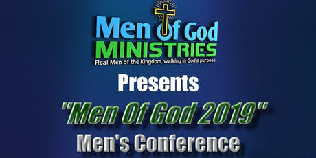 Men of God 2019 Conference tickets