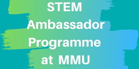 Join the STEM Ambassador programme tickets