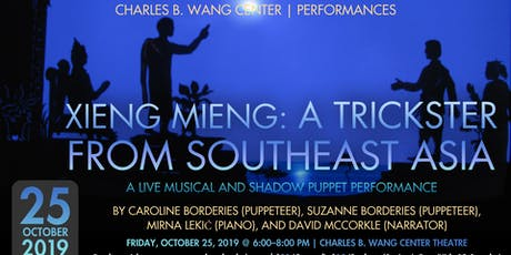 Xieng Mieng: A Trickster from Southeast Asia tickets