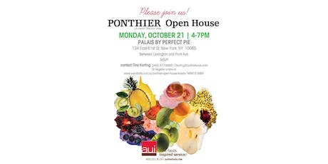Ponthier Open House tickets