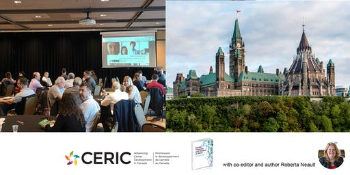 CERIC Roadshow – Career Engagement with Roberta Neault  - Ottawa - November 18, 2019 (Free Event)