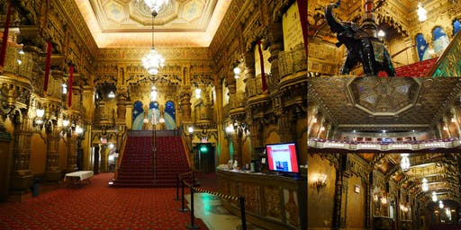 """Exploring the United Palace """"Wonder Theatre,"""" Largest Theater on Broadway"""