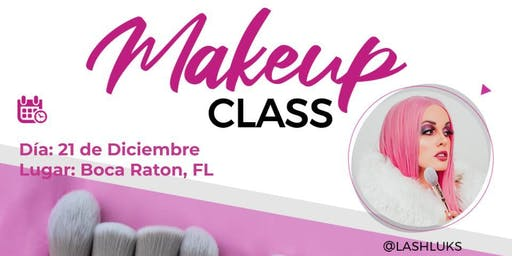 Curso de Maquillaje - Boca Raton, FL