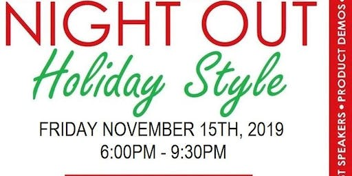 Streetsville Ladies Night  - Holiday Shopping Event