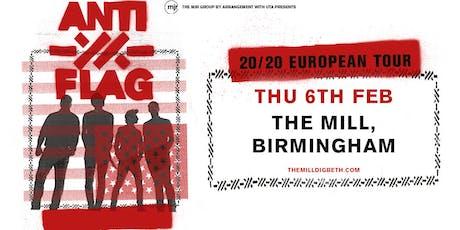 Anti-Flag (The Mill, Birmingham) tickets