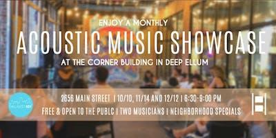 Deep Ellum Acoustic Music Showcase