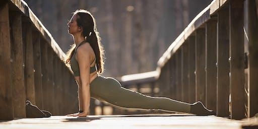 Donation-based Yoga at Coco-Mat Berlin