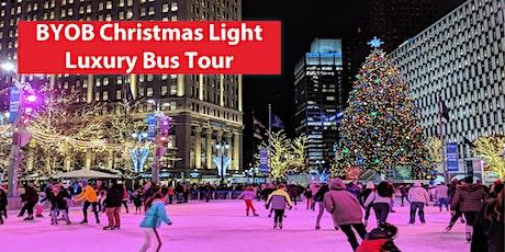BYOB Christmas Light Bus Tours 2019 tickets