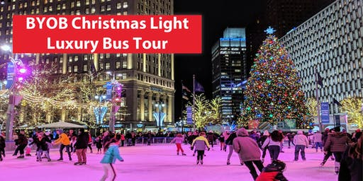 BYOB Christmas Light Bus Tours 2019