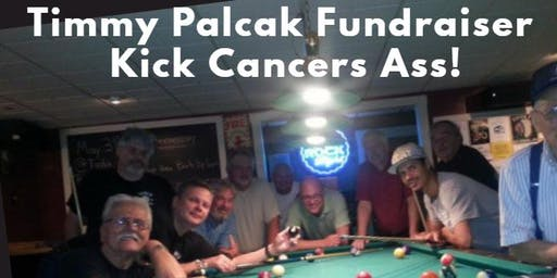 Timmy Palcak Pool Tournament Fundraiser