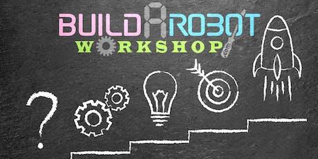 Build-A-Robot Workshop / Robotic Arm tickets