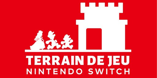 Terrain de jeu Nintendo Switch- Montréal