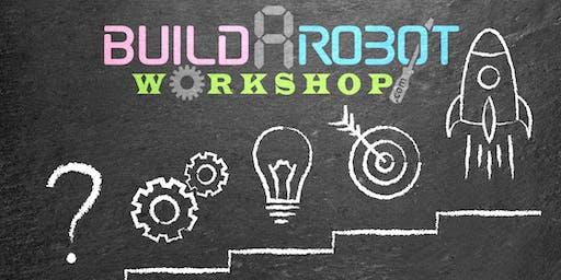 Weekend Build-A-Robot Workshop