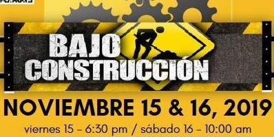 BAJO CONSTRUCCIÓN - CONFERENCIA DUAL