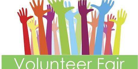 CCNY 10th Annual Volunteer Fair -- Student Registration tickets