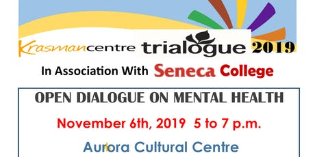 Krasman Centre Trialogue 2019 tickets