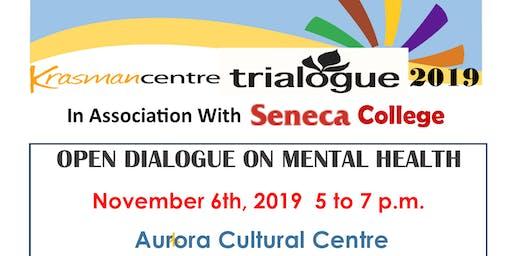 Krasman Centre Trialogue 2019