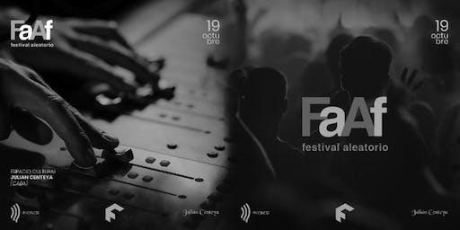 Festival Aleatorio | Buenos Aires
