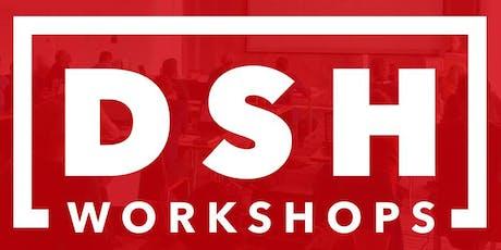 DSH Pragmatic Software Development Workshop @ NIDays 2019 Tickets