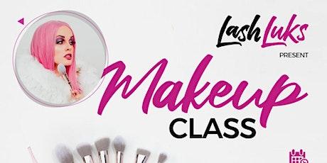 Curso de Maquillaje - Boston, Mass tickets