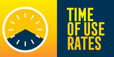 Time of Use (TOU) Rate Design and Implementation: Commissioner Information Meeting tickets