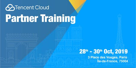 Tencent Cloud Partner Training tickets