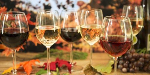 Fall Wine Tasting
