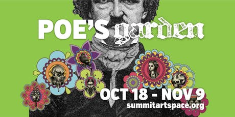 Poe's Garden Visual Artist Panel Discussion tickets