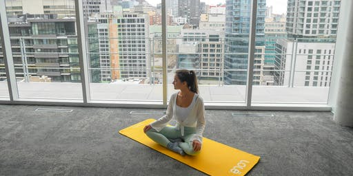 Yoga avec vue | Yoga with a view